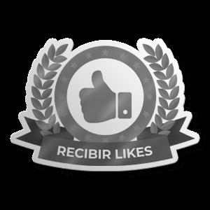 Recibir Likes