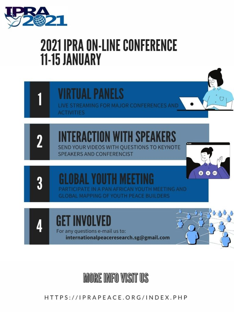 IPRA CONFERENCE 2021